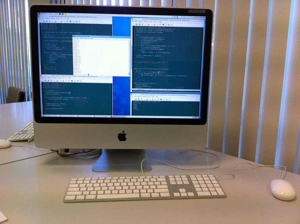 Ordinateur de bureau iMac